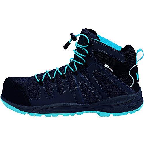 Helly Hansen 995-4878257 Flint Zapatos Medio Ww, Talla 48