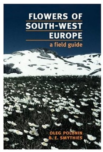 Image OfFlowers Of South-West Europe: A Field Guide
