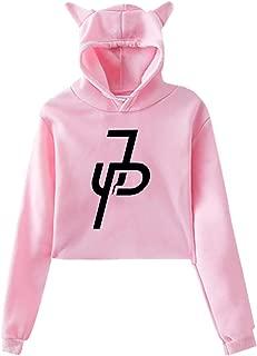 jake paul pink hoodie merch