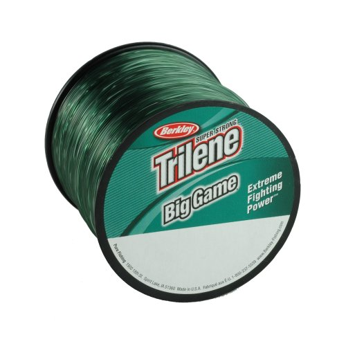 Berkley Trilene Big Game, Green, 80 Pound Test-700 Yard