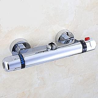 Vinteky - Grifo termostático de ducha 1/2'' + adaptador de 3/4''(M003)