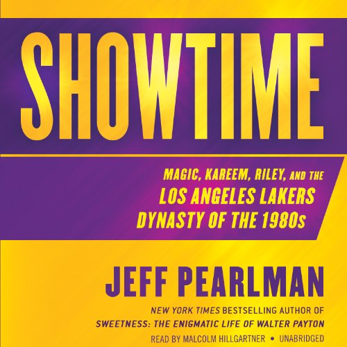 Showtime  By  cover art