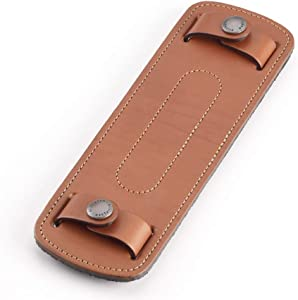 Billingham SP20 Shoulder Pad  Tan Leather ...