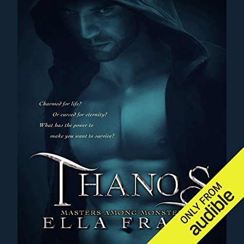 Thanos audiobook cover art