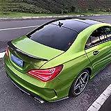 wowowa Aler├│n Trasero ABS aler├│n Trasero para Mercedes Benz CLA CLA45 W117 C117 200250260 2014 2015 2016