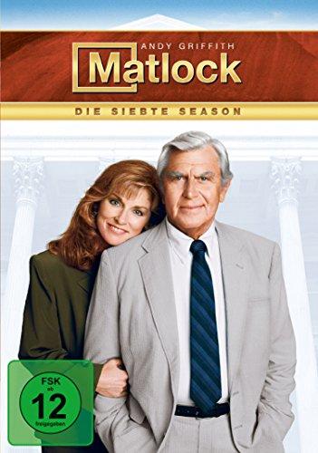 Matlock - Season 7 [5 DVDs]