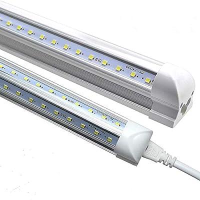 V Shape Integrated LED Tube Lights