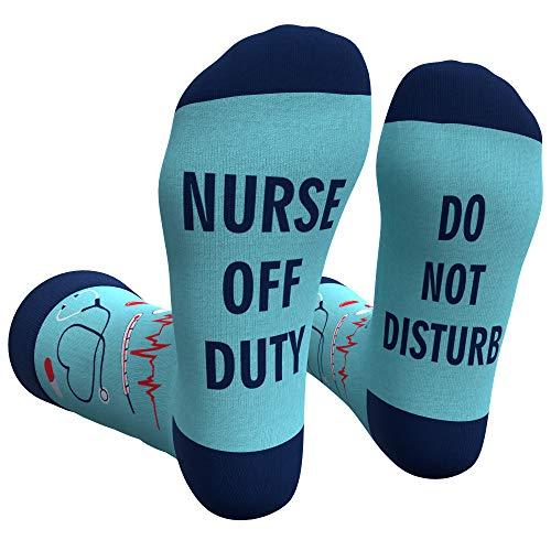Funny Nurses Socks