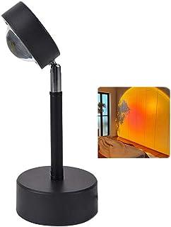 Sunset Projector Lamp , Tiktok Trending Décor Sunlight Lamp, Small Desk Projector Lights, Ceiling Floor Aesthetic Colored ...