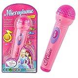 Vektenxi - Micrófono para niño, diseño de Karaoke, Color Rosa