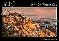 360° USA - Westen Kalender 2022