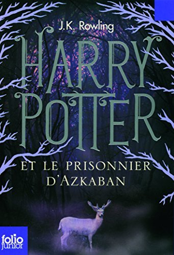 Harry Potter Et Le Prisonnier D'Azkaban by J. K. Rowling (2011-09-29)