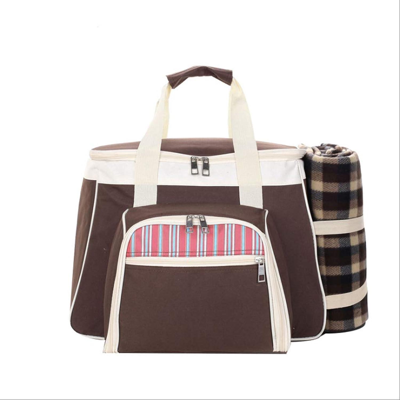 YILIAN yecanbao Tragbare Picknicktasche der großen Kapazität des Lunchpakets 50L B07KG675W5  Schönes Design