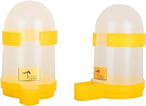 Torri® Bird Water and Food Feeder Combo (Pack of 2)