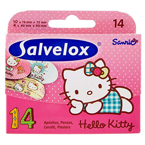 SALVELOX - SALVELOX HELLO KITTY APOSIT14