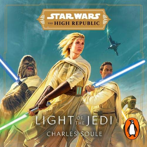 『Light of the Jedi』のカバーアート