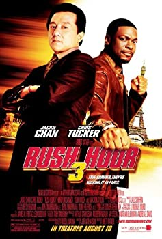 RUSH HOUR 3 - 11x17 INCH MOVIE POSTER