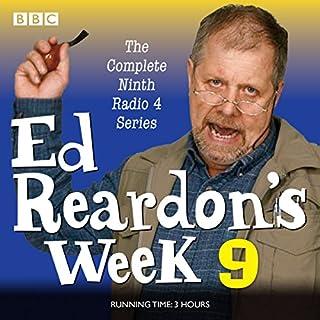 Ed Reardon's Week: Series 9 audiobook cover art