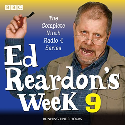 Ed Reardon's Week: Series 9 cover art