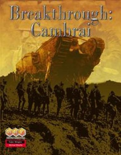 MMP: Breakthrough: Cambrai Board Game by MMP Multi-Man Publishing