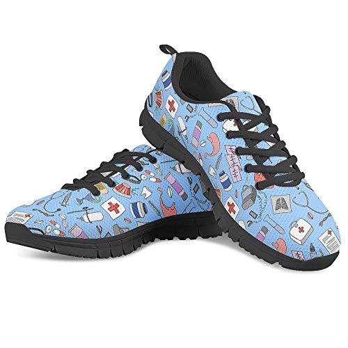 POLERO Nurse Shoes - Zapatillas de enfermera para hombre y mujer, con...