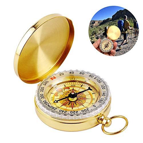 Messing Kompass Outdoor Messing Taschenkompass Kompass Für Camping Taschenuhr Kompass Outdoor Taschenkompass Für Camping Outdoor Portable Kompass Für Camping Wandern Und Andere Outdoor-aktivitäten