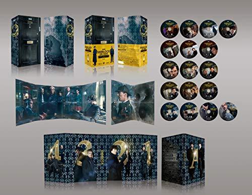 SHERLOCK/シャーロック ベイカー・ストリート 221B エディション [DVD]