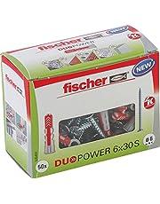 Fischer DUOPOWER, Universaldübel mit Schraube