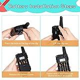 Zoom IMG-1 walkie talkie kids 2 pack
