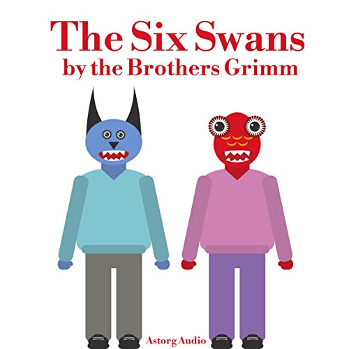 The Six Swans cover art