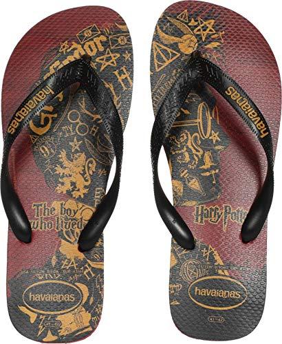 Havaianas Unisex Top Harry Potter Sandal, 11-12 US Men