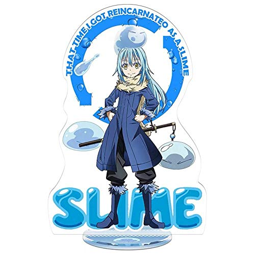 Anime That Time I Got Reincarnated As A Slime Standing - Figura decorativa para habitación (acrílico), diseño de animales, acrílico, Rimuru Tempest