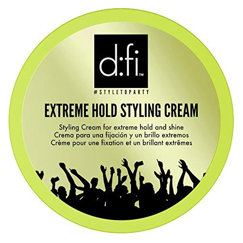 D:FI EXTREME HOLD STYLING CREAM Haarstylingcreme Extremer Halt und Glanz, 150g