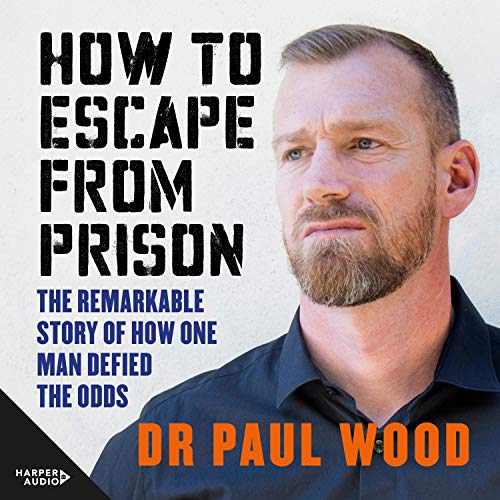 How to Escape from Prison audiobook cover art