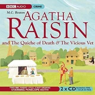 Agatha Raisin: The Quiche of Death & the Vicious Vet (BBC Dramatization)