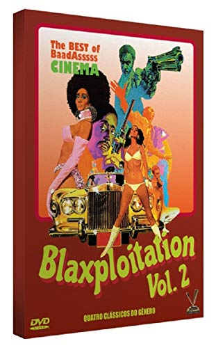 Blaxploitation Volume 2 - 2 Discos [DVD]