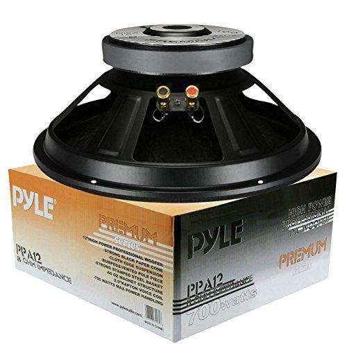 1 WOOFER PYLE PPA12 PPA 12 Altavoz 30,00 cm 300 mm 12