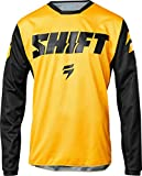 Shift 19323-005-M, Jersey Uomo, Yellow, M