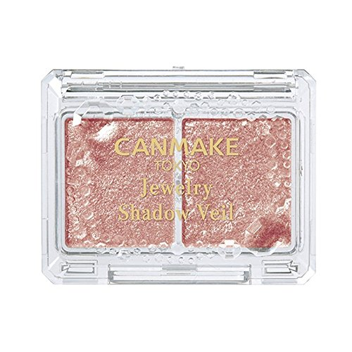 CANMAKE Jewelry Shadow Veil 03 Baby Rose 2.4g