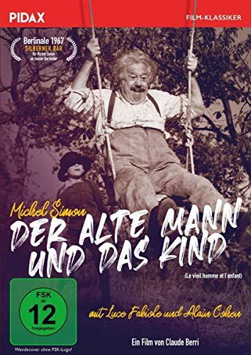 Der alte Mann und das Kind (Le vieil homme et l'enfant) / Bewegendes, preisgekröntes Filmdrama mit großartiger Besetzung (Pidax Film-Klassiker)