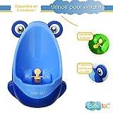 Pot urinoir bébé pour enfant Bébélol en forme de grenouille aux couleurs...