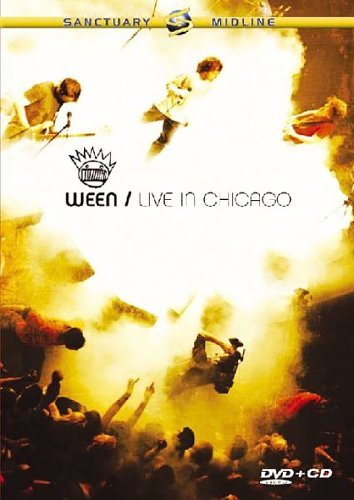 Ween: Live In Chicago [DVD] by Gene Ween