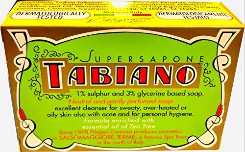 Tabiano Superseife mit Schwefel
