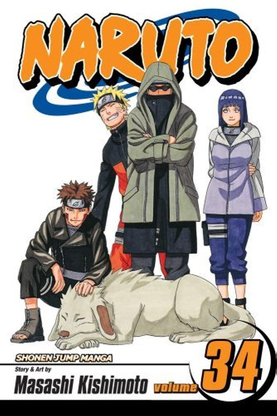 奪う退屈させるヤングNaruto, Vol. 34: The Reunion (Naruto Graphic Novel) (English Edition)