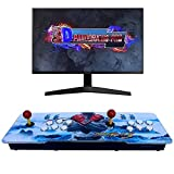 Arcade Games Machines for Home Pandora 11s Arcade Console -3399 Games Installed, Support 3D Games,1280x720 Full HD,Favorite List,Classic Arcade Game,4 Players Online Game,2 Player Game Controls
