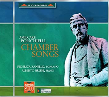 Ponchielli: Chamber Songs