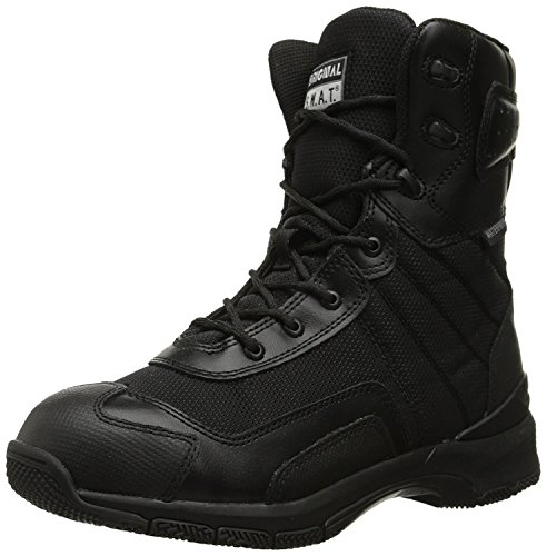 Original SWAT H.A.W.K. 9' Side-Zip En, Men's Src Work Boots, Black (Black), 10 UK (44 EU)