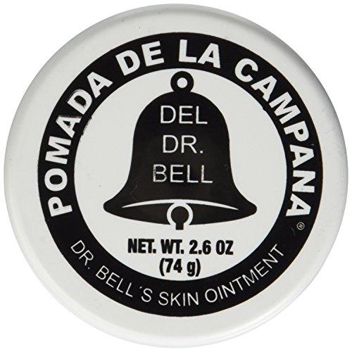 Dr. Bells Pomade Pomada De La Campana - Dry Skin - Melasma 2.6 Oz by La Capana