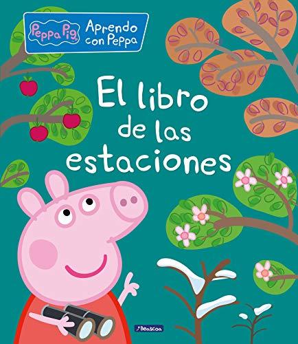 El libro de las estaciones (Peppa Pig. Didácticos)