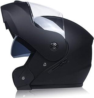 オートバイヘルメットダブルレンズオープンフェイスヘルメットフルフェイスヘルメットレーシングヘルメットランニングヘルメットユニセックスデュアルユースヘルメット